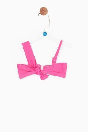 Tyess Kız Çocuk Pembe Bikini Takımı