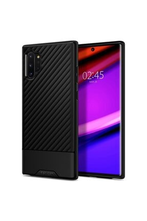 Spigen Galaxy Note 10 Plus Kılıf,  Core Armor Matte Black