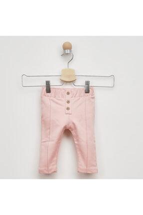 Panço Kız Bebek Pembe Tayt 2021gb12003