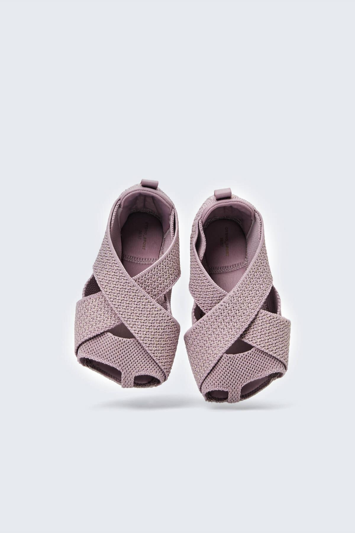 Oysho Kadın Pembe Yoga Ayakkabısı 1