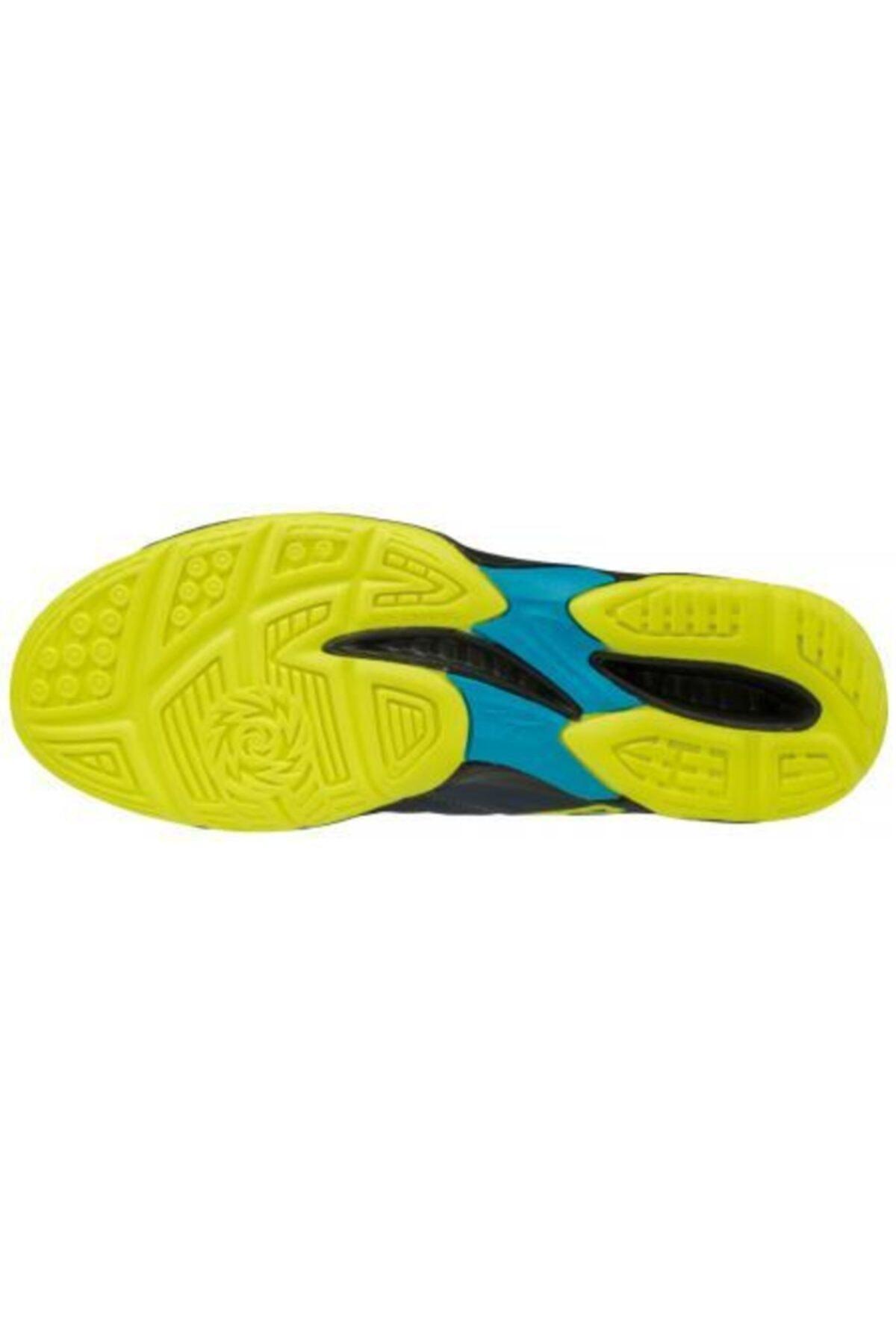 MIZUNO V1GA17704785Z Siyah Kadın Sneaker Ayakkabı 100468599 2