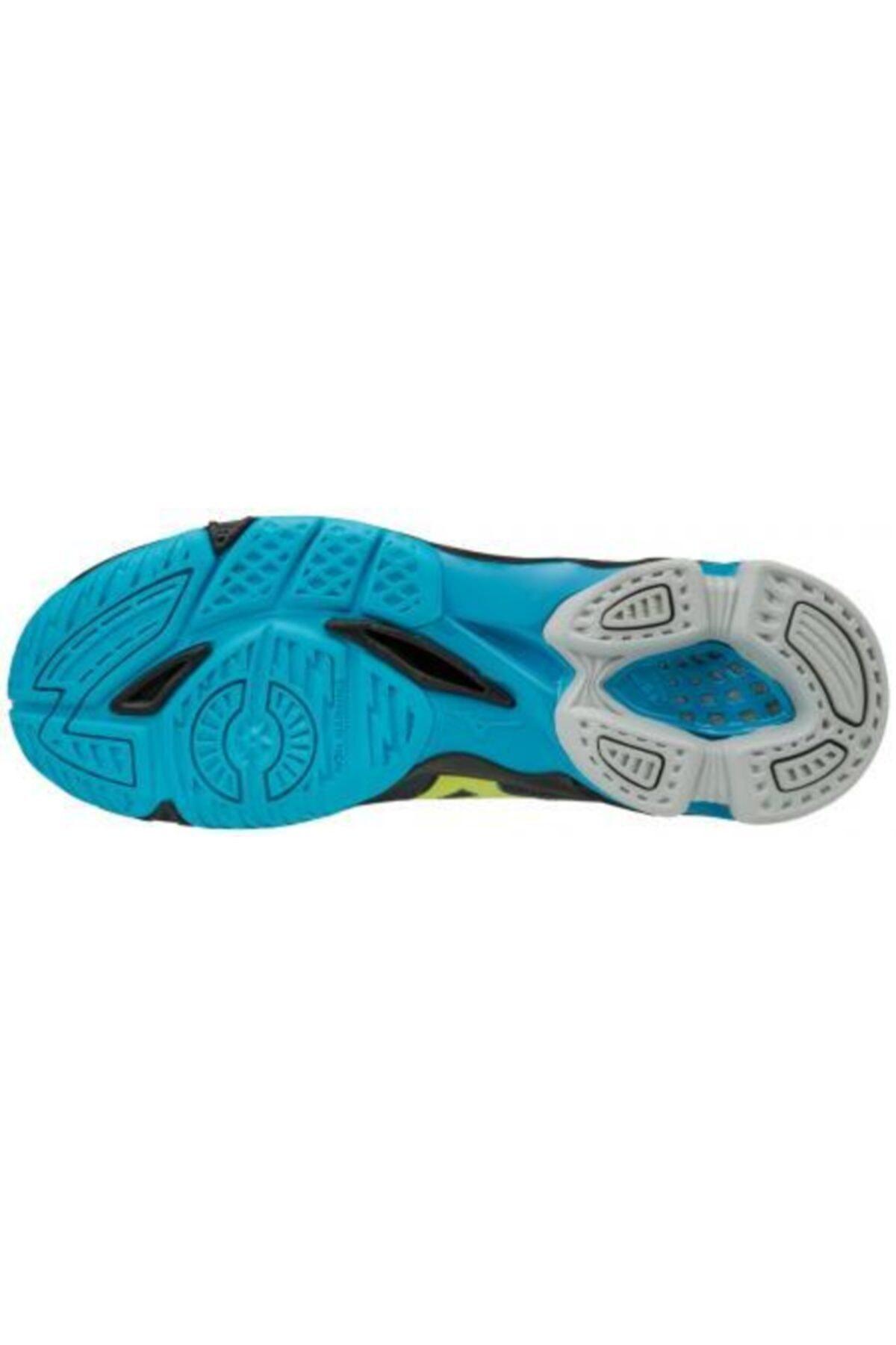 MIZUNO V1GA18604785Z Siyah Kadın Sneaker Ayakkabı 100468619 2