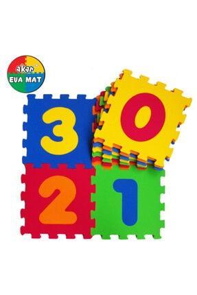 Akar Oyuncak Çocuk Eğitici Oyun Karosu Puzzle