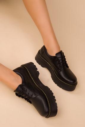 SOHO Siyah Kadın Casual Ayakkabı 15321