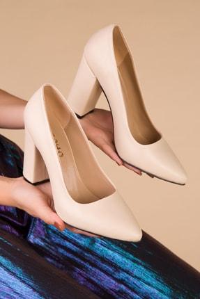 SOHO Ten Kadın Klasik Topuklu Ayakkabı 15313
