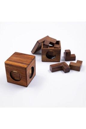 Dilemma Games Soma Cube 3d Yapboz