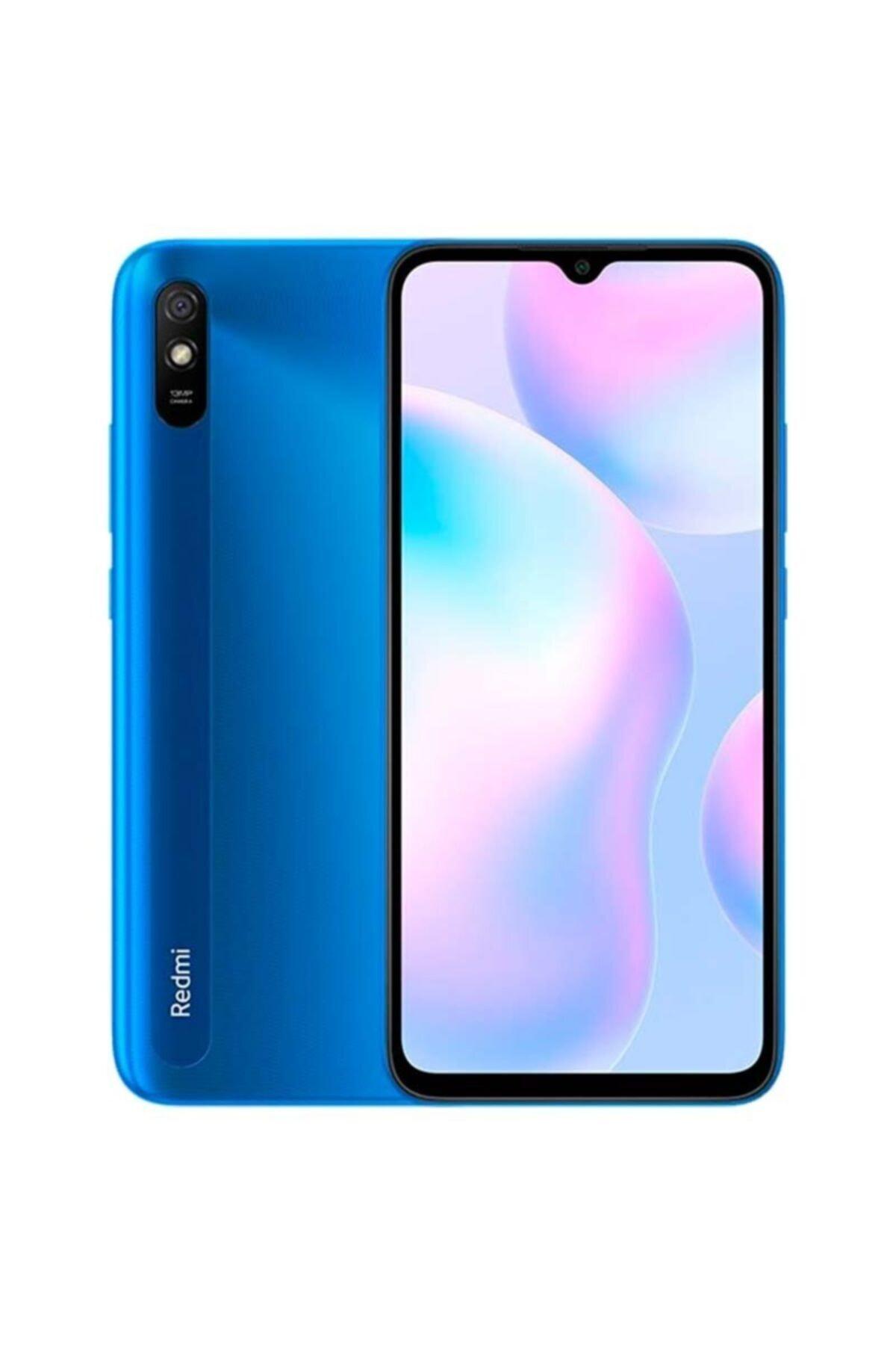 Xiaomi Redmi 9A 32GB Mavi Cep Telefonu (Xiaomi Türkiye Garantili) 1