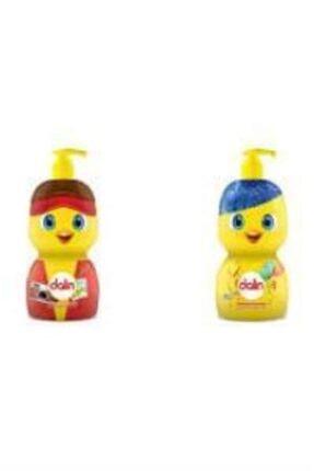 Dalin Civciv Şişe Göz Yakmayan Bebek Şampuanı 650ml-2 Adet