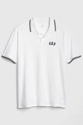 GAP Logo Polo Yaka T-Shirt