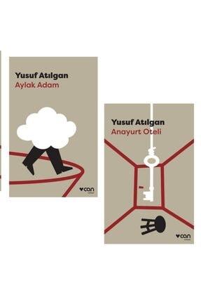 Can Yayınları Aylak Adam-anayurt Oteli-yusuf Atılgan Seti 2'li Kitap