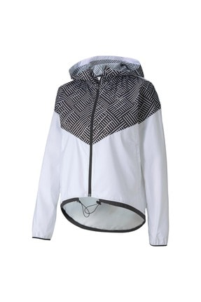 Puma Last Lap Koşu Kapüşonlu Kadın Ceket