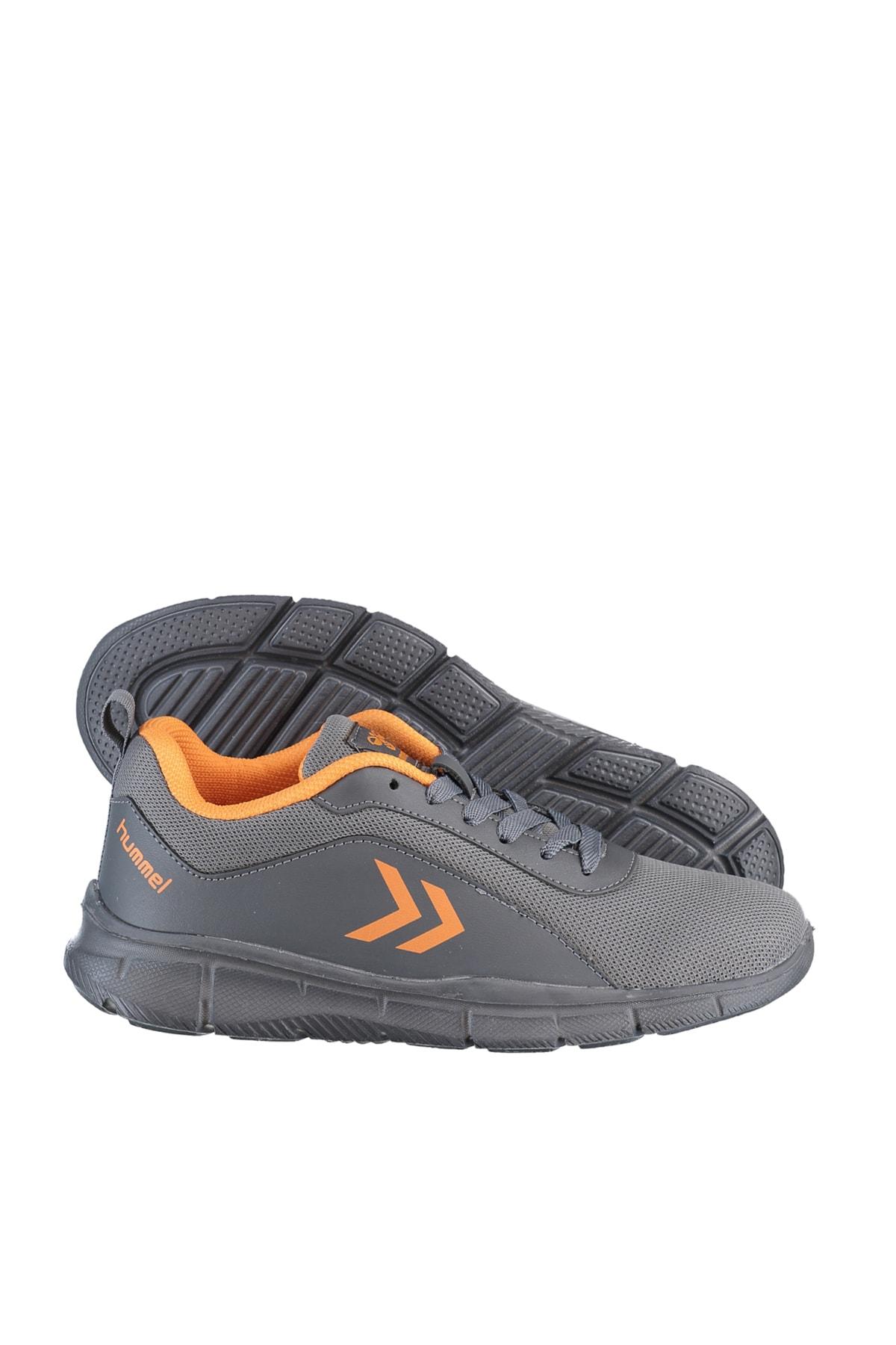 HUMMEL Unisex Gri Spor Ayakkabı - Hml Ismir - 212151 2
