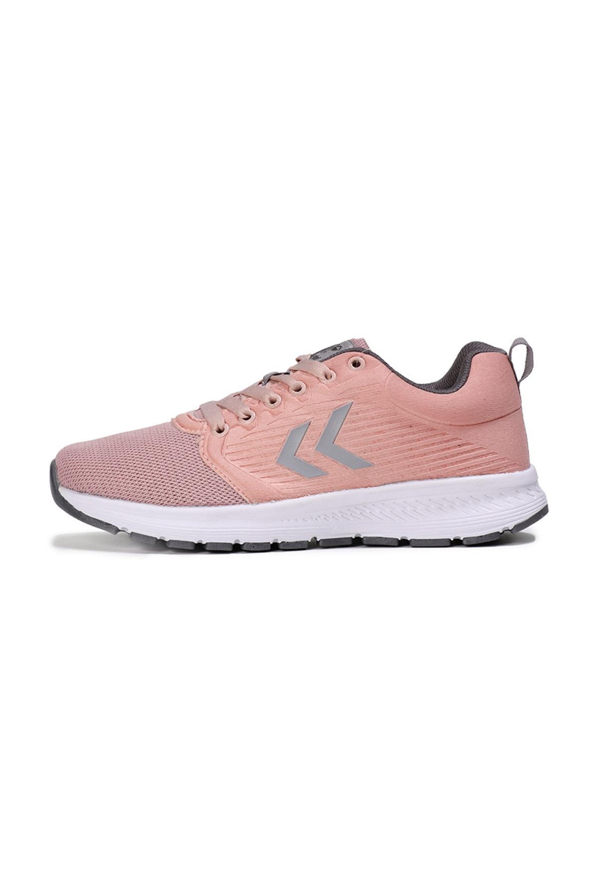 HUMMEL ATHLETIC-3 Pembe Kadın Sneaker Ayakkabı 100549507 1