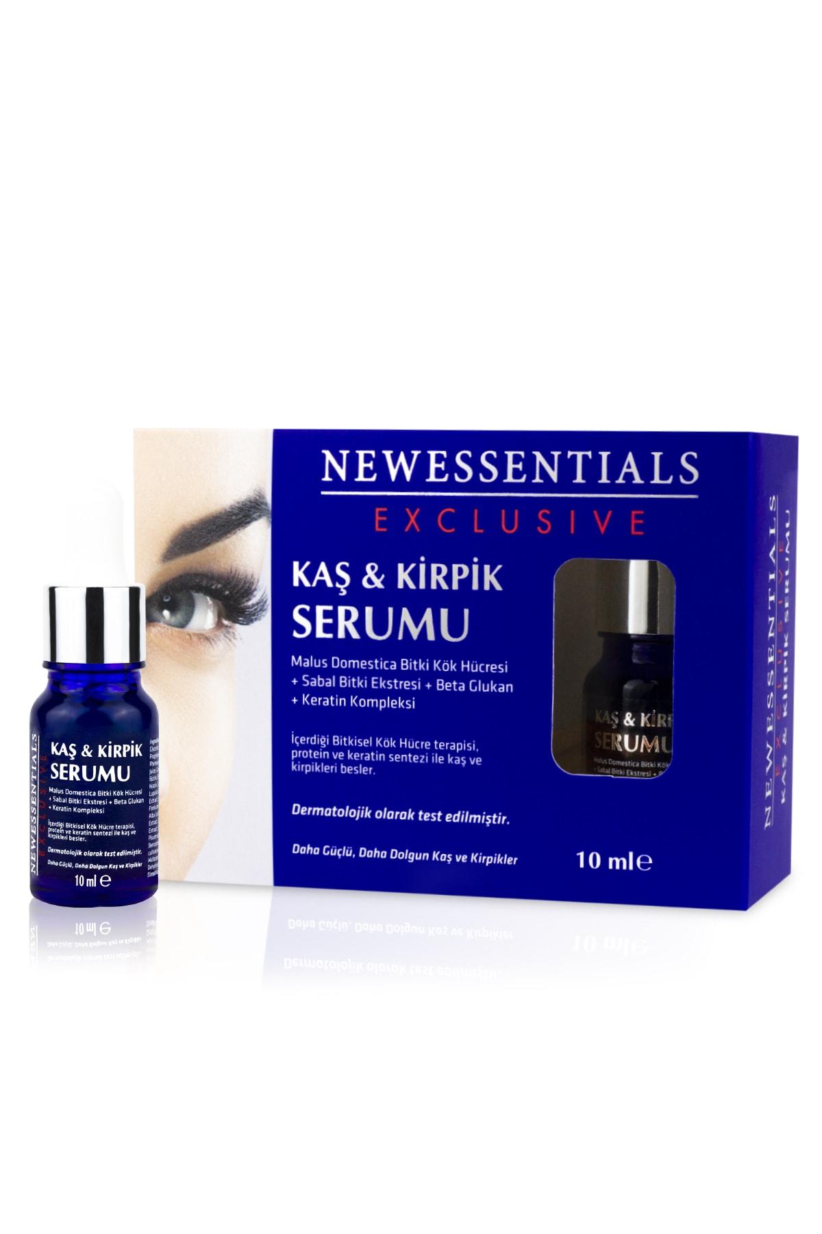New Essentials Kaş Kirpik Serumu 10 ml 8682079030090 2
