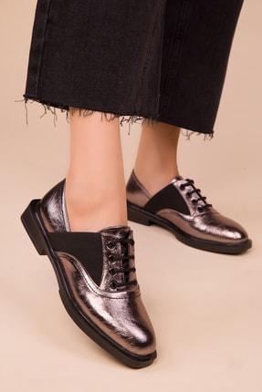 SOHO Platin Kadın Casual Ayakkabı 15396