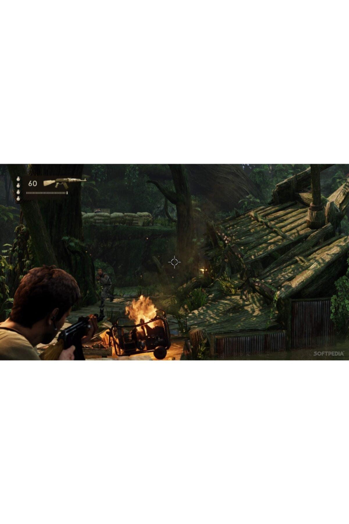 Naughty Dog Ps4 Uncharted Collection- Orjinal Oyun - Sıfır Jelatin 2