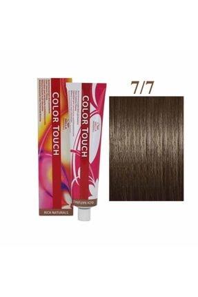 Wella Color Touch Saç Boyası 7/7 Orta Ceylan Kahvesi 60 Ml