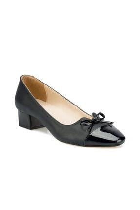 Polaris 315128.z Siyah Kadın Gova Ayakkabı