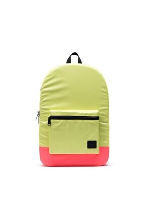 Herschel Supply Co. Herschel Sırt Çantası Packable Daypack Highlight/Neon Pink