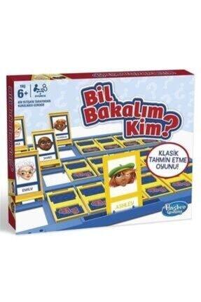 Hasbro Bil Bakalım Kim Zeka Oyunu