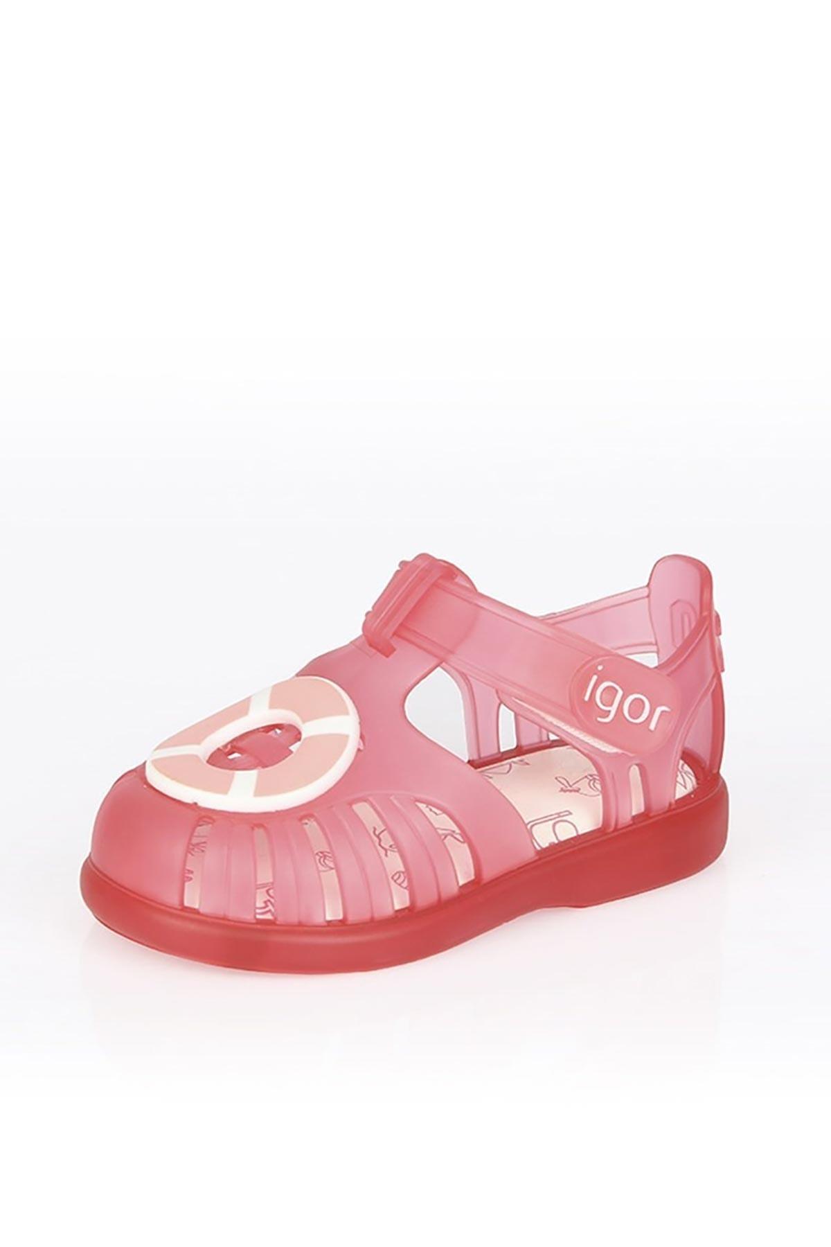 IGOR Çocuk Sandalet Tobby Velcro Nautico S10249-046 2
