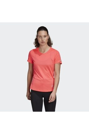 adidas RUN IT TEE W Pembe Kadın T-Shirt 100664184
