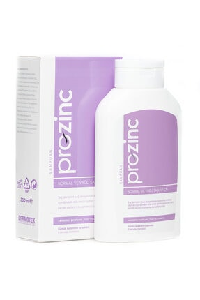Prozinc Unisex Mor Arındırıcı Şampuan 300 ml