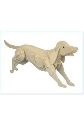 YŞR 3d Ahşap Puzzle - Köpek
