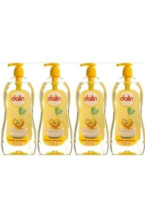 Dalin Bebek Şampuanı 900 ml 4 Adet