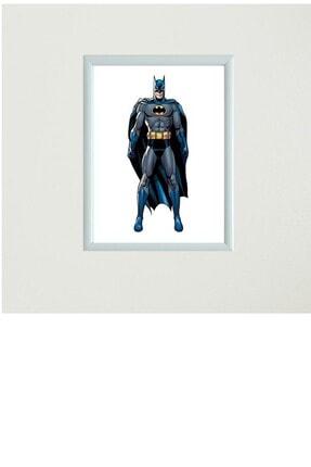 Kostüm Sarayı Batman Çerçeveli Poster Tablo Model-3