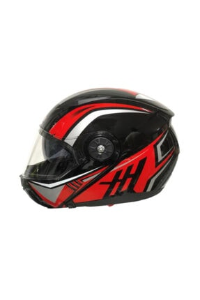 Kask Vcan Falcon Flash Red