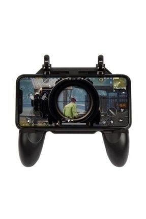 PUBG Mobil Oyun Konsol Gamepad Oyun Aparatı Tetik Ateş Joystick Ensiga