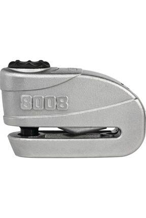 Abus 8008 Granit Detecto X plus Alarmlı Motosiklet Disk Kilidi
