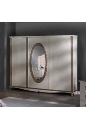Bellona Golden Avangard Sürgülü Gardrop Yatak Odası Dolap