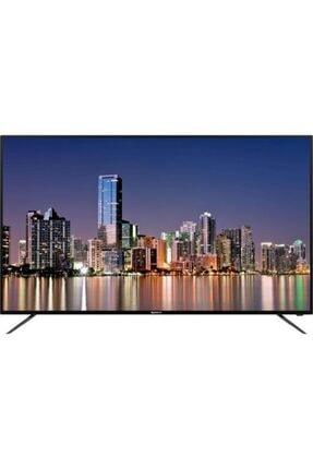 """Sunny Siyah 55"""" 140 Ekran Uydu Alıcılı 4k Ultra Hd Led Tv"""