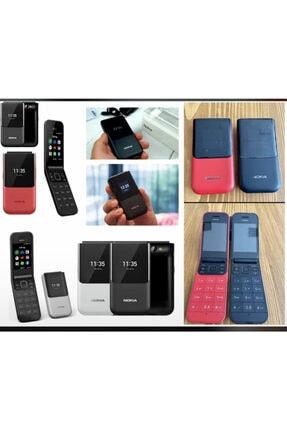 Nokia 203 Flip Çift Ekranlı Kapaklı Telefon