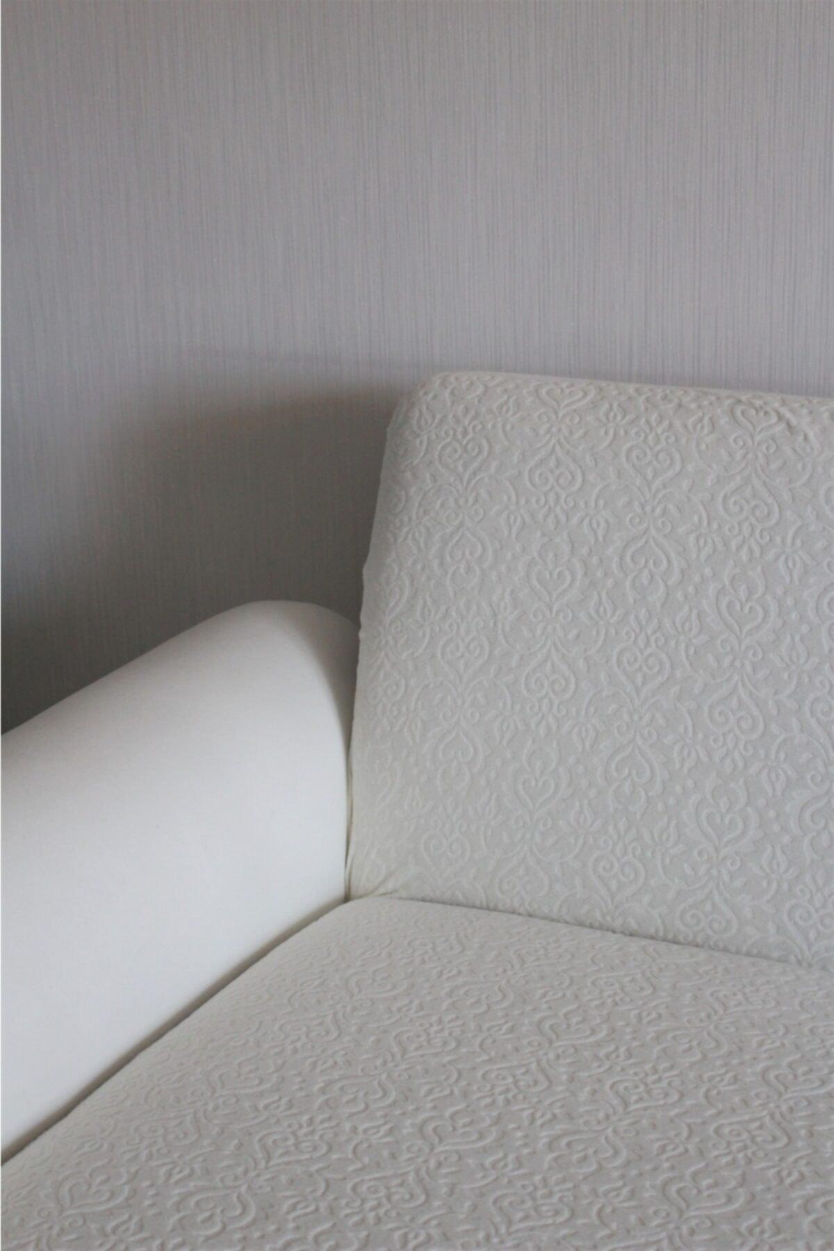 Taşan Tekstil Polar Koltuk Örtüsü 2