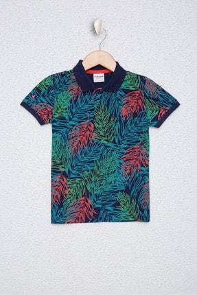 U.S. Polo Assn. Lacıvert Erkek Çocuk T-Shirt