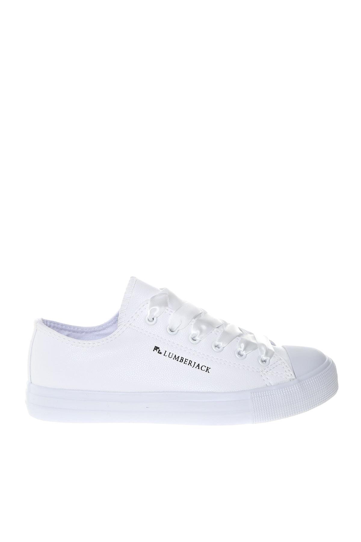 lumberjack Kadın Beyaz Spor Ayakkabı 1