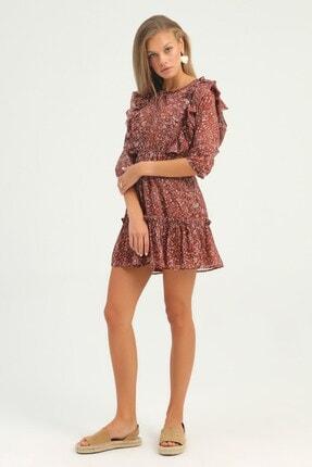 Kahverengi Quzu Elbise Modelleri Fiyatlari Trendyol