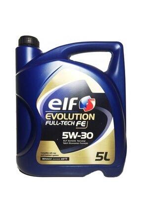 ELF Evolution Full-tech Fe 5w-30 5 Litre Motor Yağı