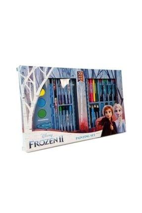 Cem Frozen Fr-4191 Boyama Seti