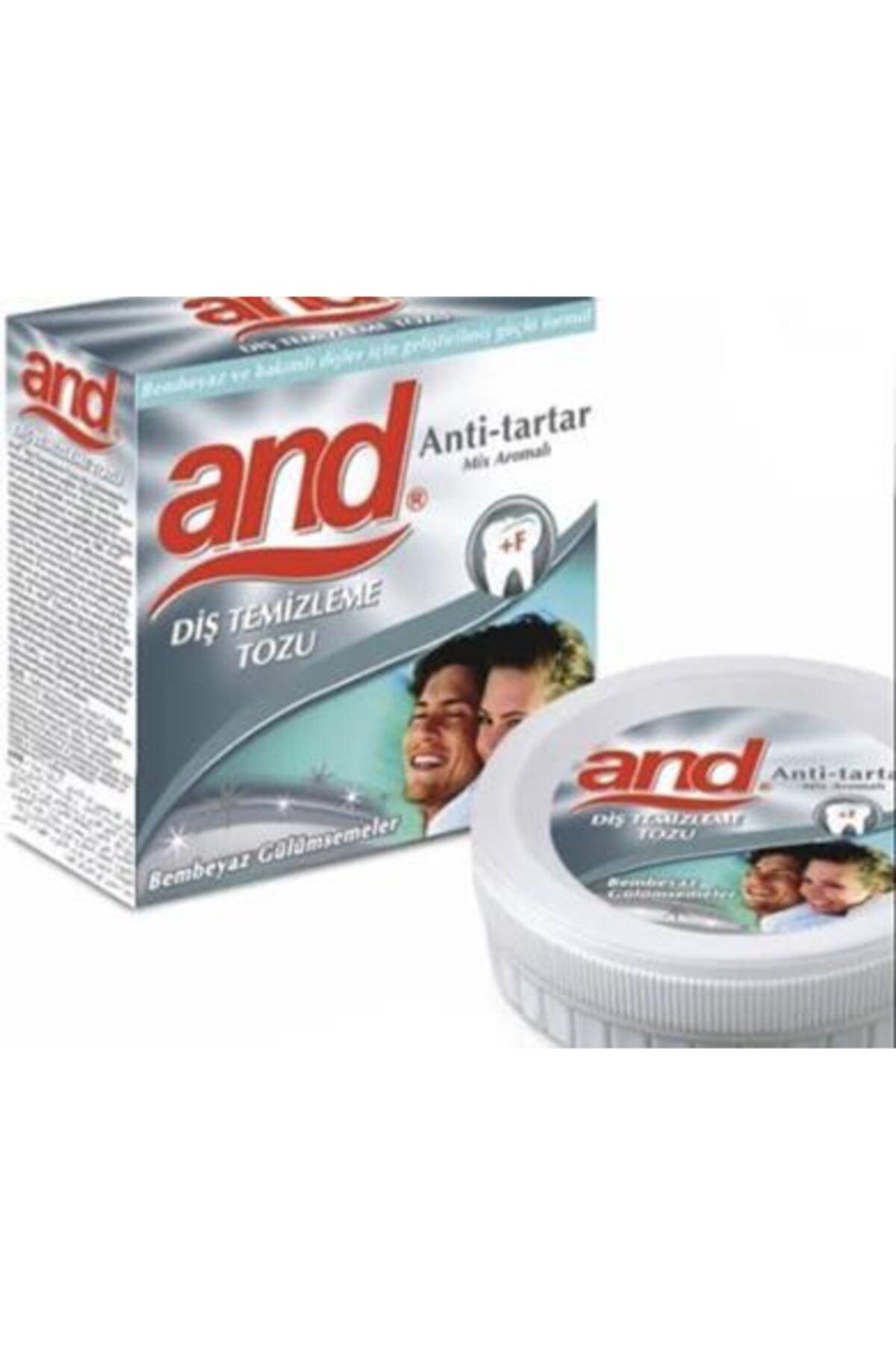 Oral-B And Dıs Tozu Antı-tartar 40gr 1