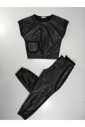 nk kids Nk Şerit Taşlı Pantolon