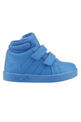 Vicco Erkek Çocuk Mavi 313.b19k.104 Lucky Işıklı Spor Bot Ayakkabı