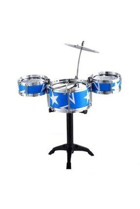 Eccho Mavi Jazz Drum Mini Bateri Seti
