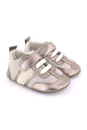 Funny Baby Kız Çocuk Vizon Lastikli Spor İlk Adım Ayakkabısı