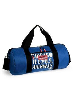 Busquets Route 66 Seyahat Çantası 17239050600