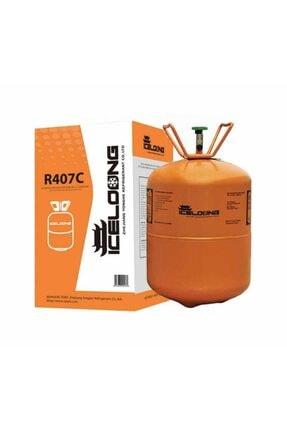 ICELOONG Ice Loong R407a Klima Gazı 11.3kg