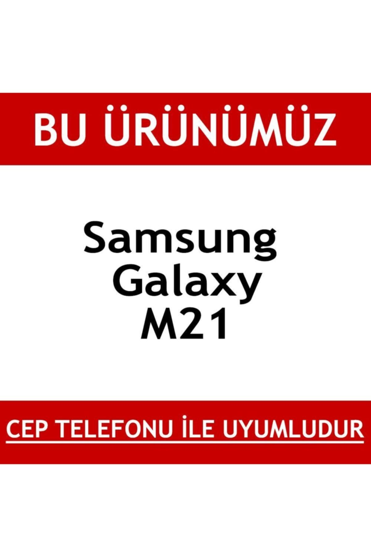 TeknoDuvar Samsung Galaxy M21 360 Derece Şeffaf Silikon Kılıf Komple Koruma 2